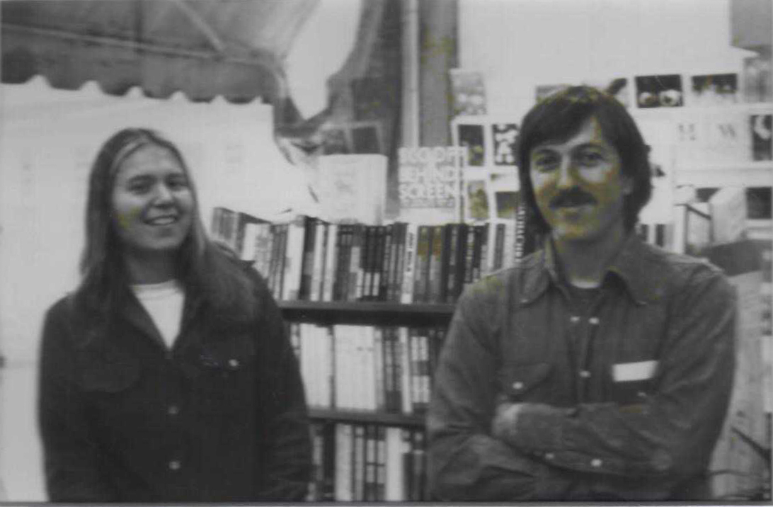 <strong>Little did Oblong Books &amp; Music co-founders Holly Nelson and Dick Hermans know that when they opened their independent bookstore in Millerton 45 years ago, it would evolve into one of the village's anchor businesses, welcoming in fourth-generation customers from around the Tri-state region and across the country. <em>Photo submitted</em></strong>