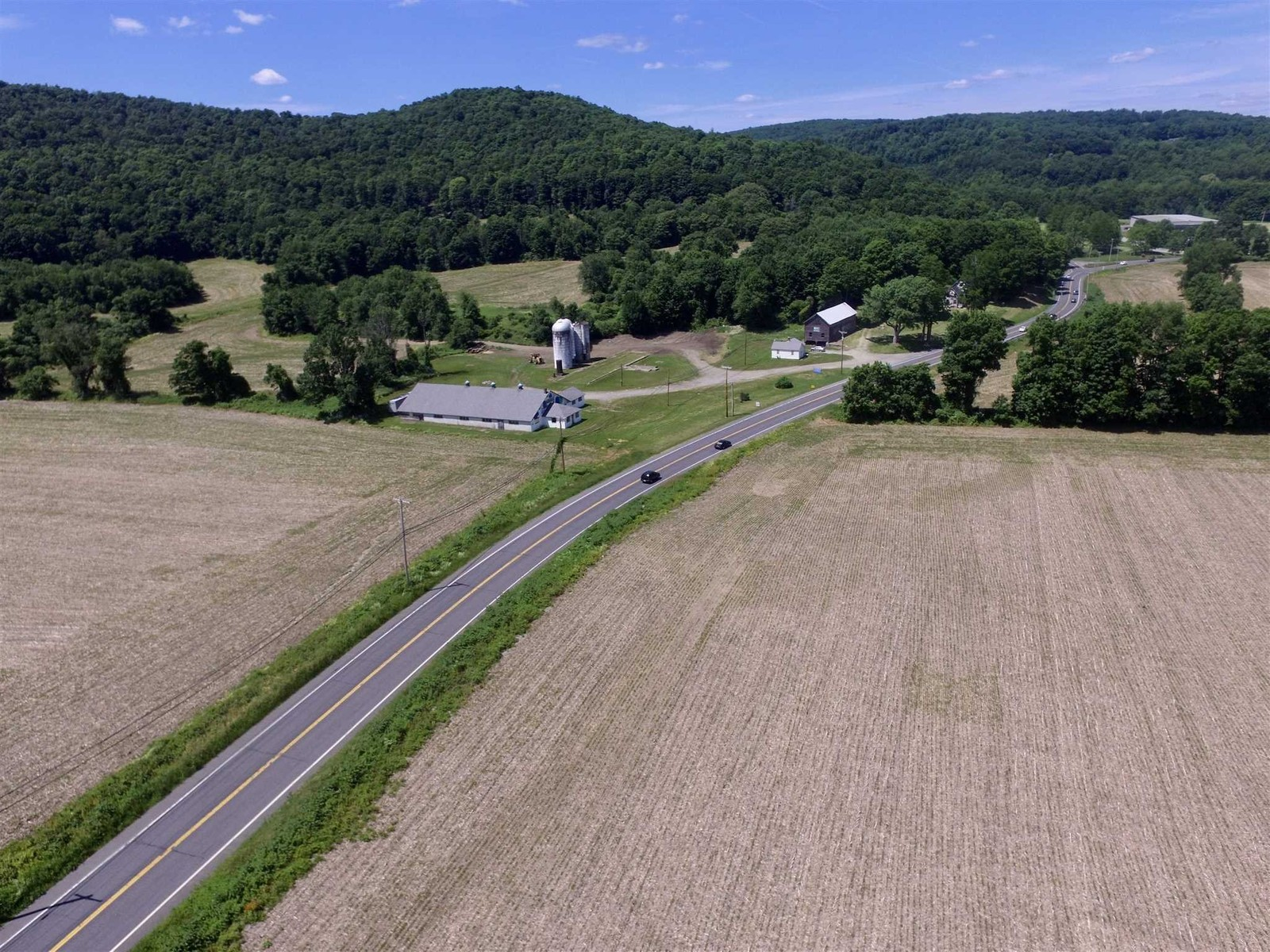<strong>Concerns are circulating about plans for the former Kaplan farm, on Route 22 and McGhee Hill Road in North East/Millerton.</strong><em><strong>Photofrom Douglas Elliman</strong></em>