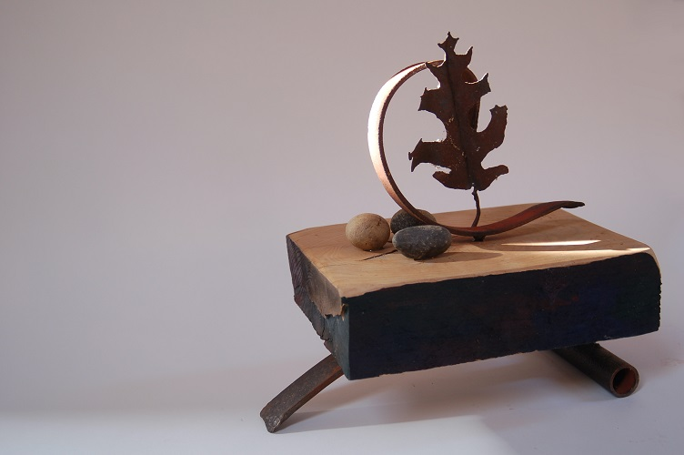 <strong>A sculpture by the late Lillian Lovitt will be on display as part of the 12 x 12 Art Show this year.</strong>